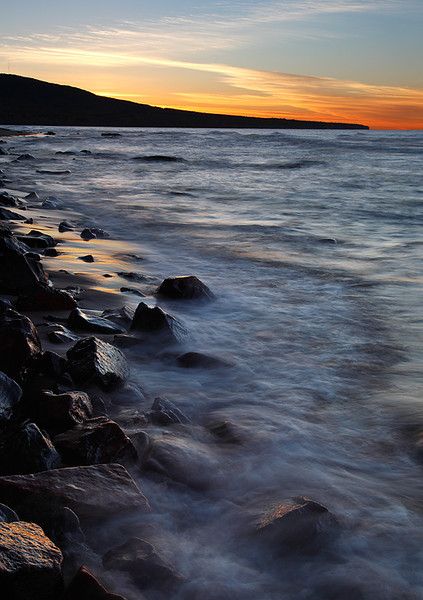 Union Bay (Porcupine Mountains State Park - Upper Michigan)