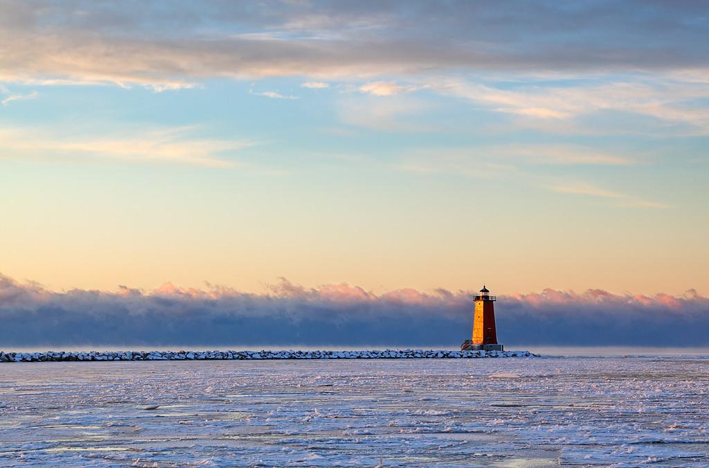 Manistique Lighthouse (Manistique, MI)