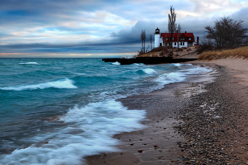 Point Betsie Lighthouse (Michigan)