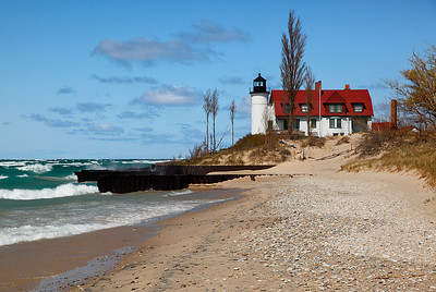 Point Betsie Lighthouse (Michigan)