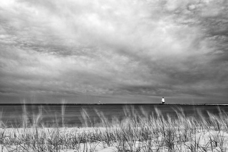 Ludington North Breakwater Light (Ludington, MI)