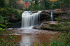 O Kun De Kun Falls (Baltimore River - Upper Michigan)
