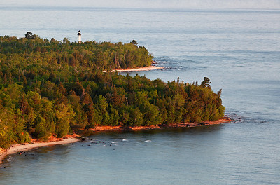 Au Sable Light - Pictured Rocks National Lakeshore (Upper Michigan)