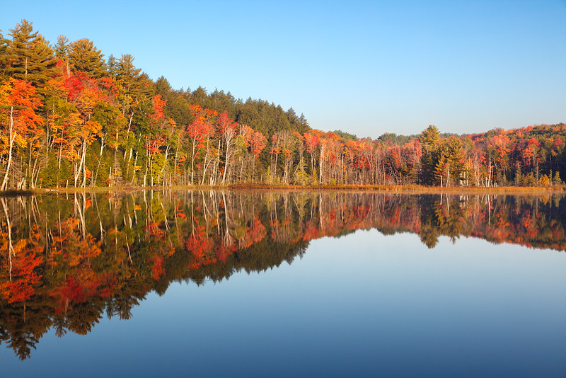 Council Lake (Hiawatha National Forest - Upper Michigan)