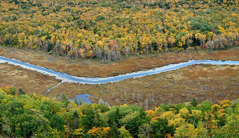 Big Carp River (Porcupine Mountains State Park - Upper Michigan)