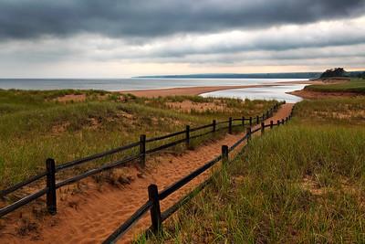 Au Train Bay - Lake Superior (Upper Michigan)