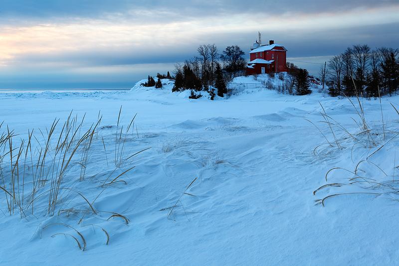 Marquette Harbor Lighthouse (Marquette, MI)