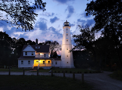 Northern Light - Northpoint Lighthouse (Milwaukee, WI)