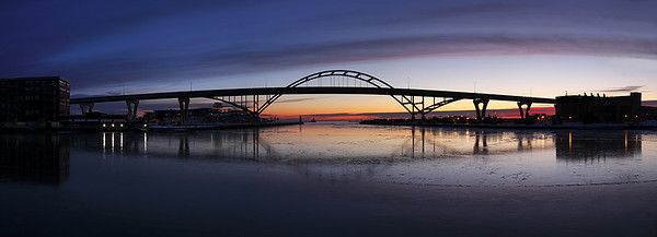 Hoan Bridge - Milwaukee, WI