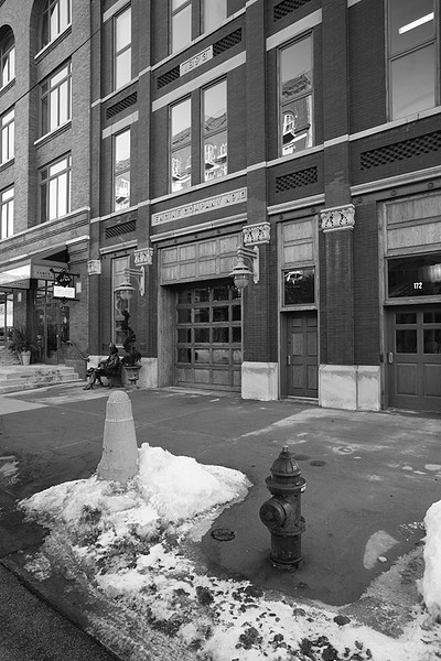 Engine Company #10, est 1893. -  Milwaukee, WI