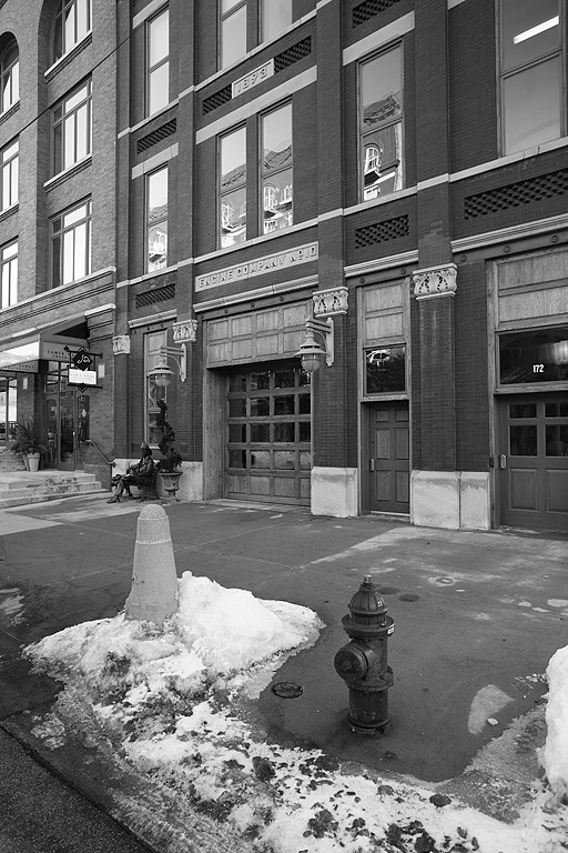 Engine Company #10, est 1893. -  Milwaukee, WI