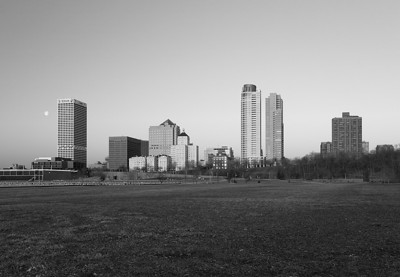 Milwaukee Skyline - Veterans Park