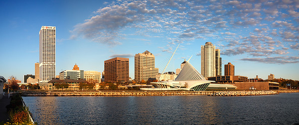 Milwaukee Skyline - Milwaukee, WI