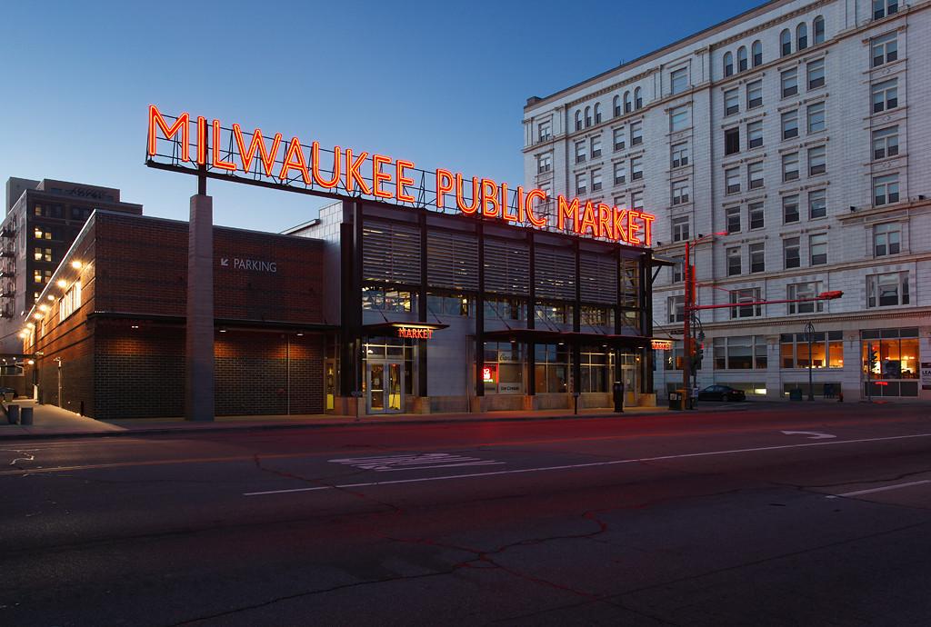 Milwaukee Public Market - Milwaukee, WI