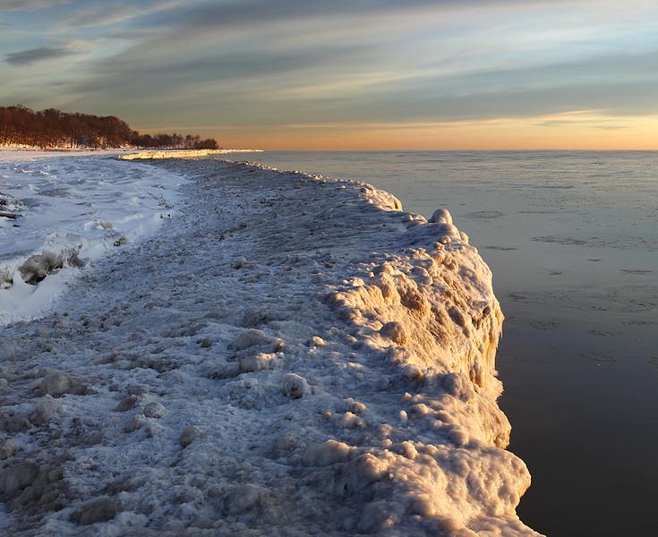 Northpoint Ice Shelf - Milwaukee, WI