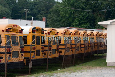 School Bus Row
