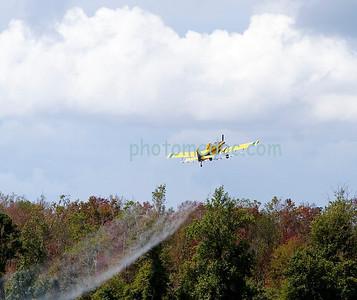 Fertilizer Plane