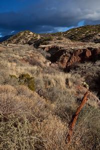 NM-2010-071: Laborcita Canyon, Otero County, NM, USA