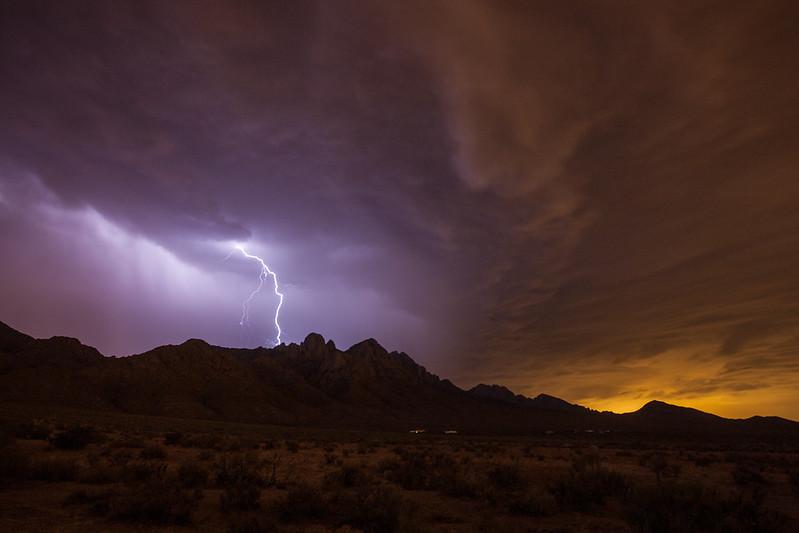 NM-2013-313: Organ Mountains, Dona Ana County, NM, USA