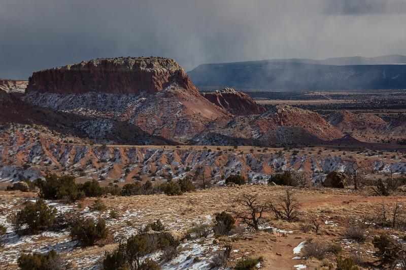 NM-2013-159: Ghost Ranch, Rio Arriba County, NM, USA