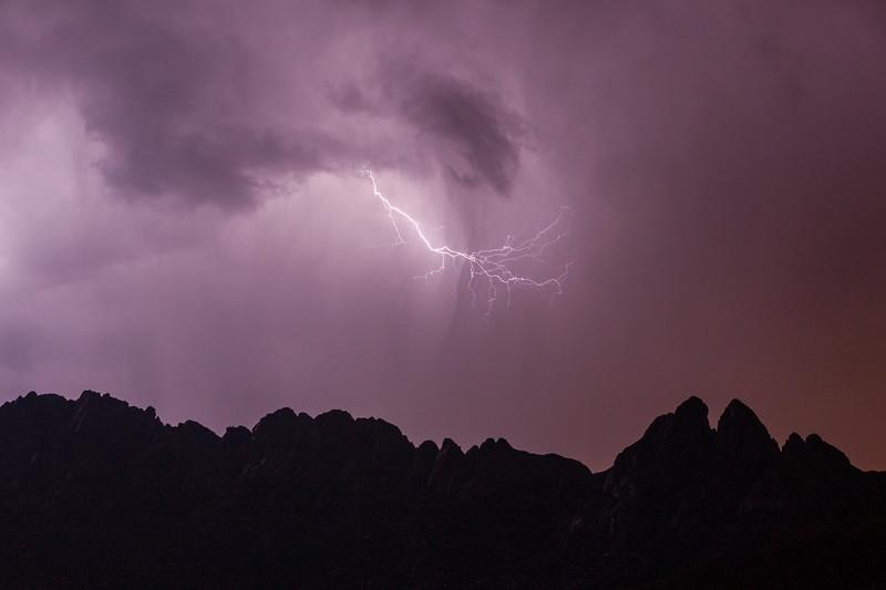 NM-2013-346: Aguirre Springs, Dona Ana County, NM, USA