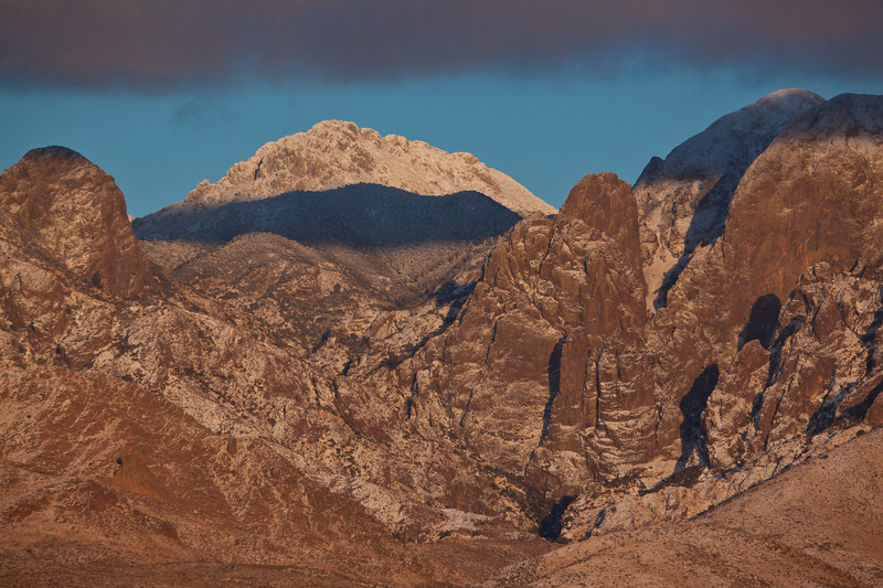 NM-2011-079: Organ Mountains, Dona Ana County, NM, USA