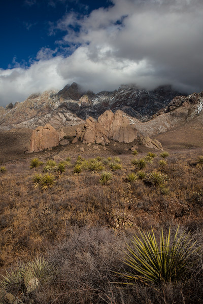 NM-2012-317: Dripping Springs, Dona Ana County, NM, USA