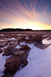 NM-2010-020: Bisti Badlands, San Juan County, NM, USA