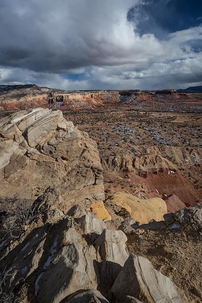 NM-2013-165: Ghost Ranch, Rio Arriba County, NM, USA