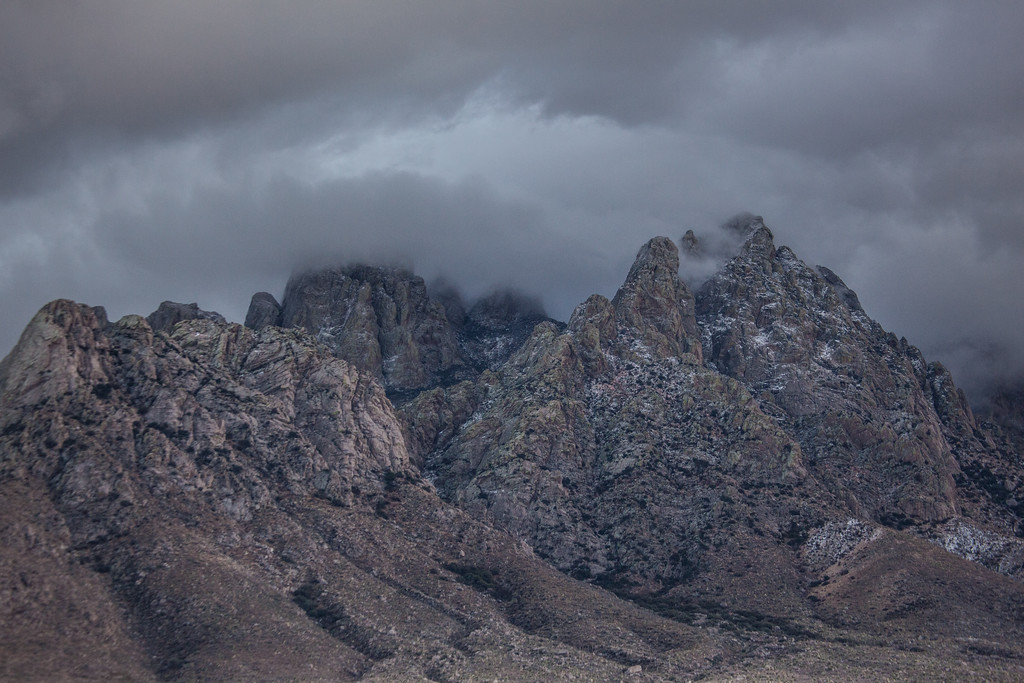 NM-2012-314: Organ Mountains, Dona Ana County, NM, USA