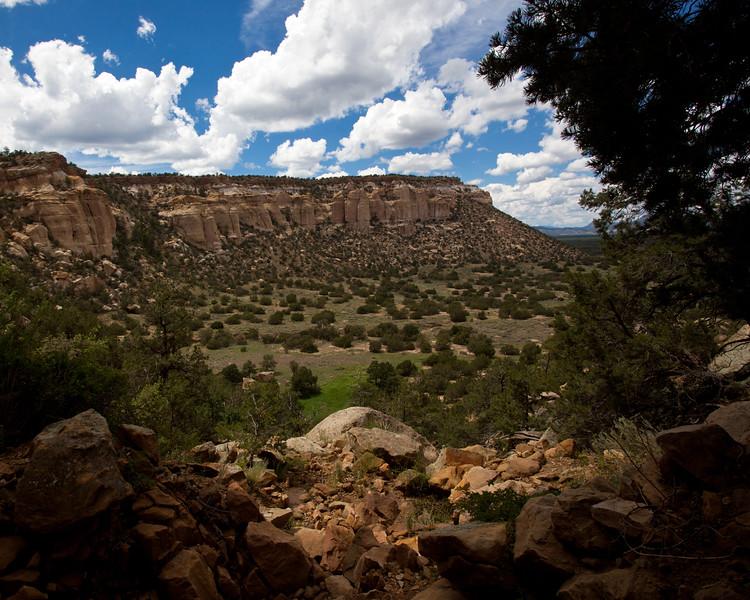 NM-2010-270: La Ventana Natural Arch, Cibola County, NM, USA