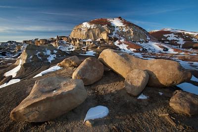 NM-2010-024: Bisti Badlands, San Juan County, NM, USA