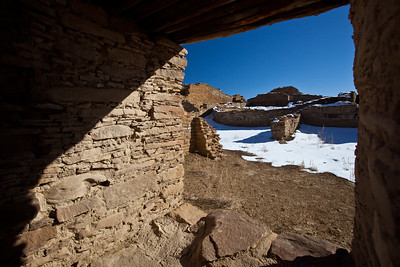 NM-2010-008: Chaco Culture National Historic Site, San Juan County, NM, USA