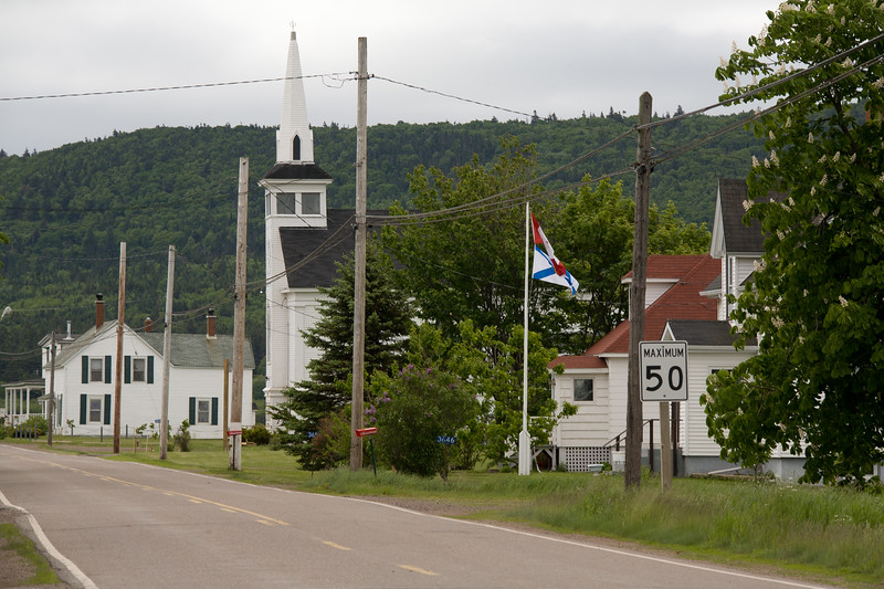NS-2007-033: Advocate Harbour, Cumberland County, NS, Canada