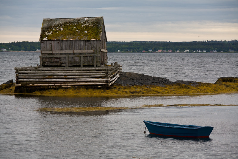 NS-2007-155: Blue Rocks, Lunenburg County, NS, Canada