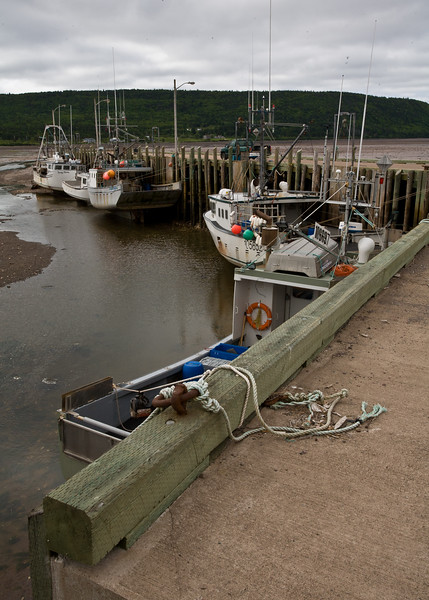 NS-2007-035: Advocate Harbour, Cumberland County, NS, Canada