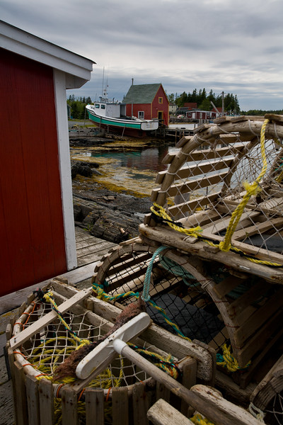 NS-2007-123: Stonehurst, Lunenburg County, NS, Canada