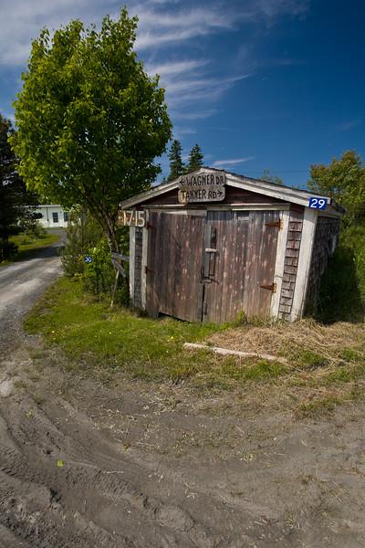 NS-2007-110: Stonehurst, Lunenburg County, NS, Canada