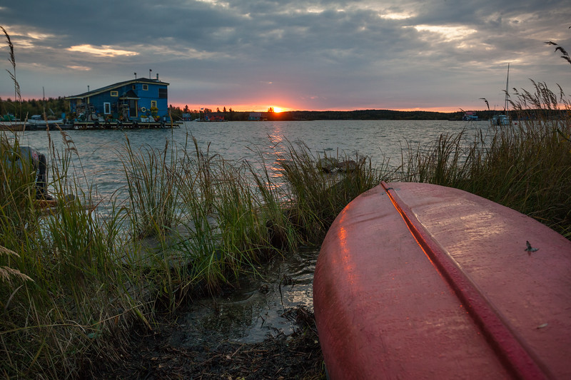 NT-2013-083: Yellowknife, North Slave Region, NT, Canada