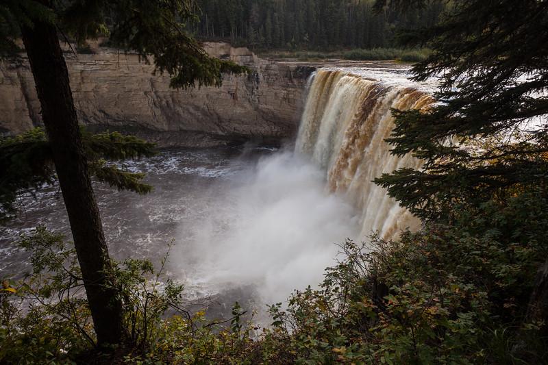NT-2013-001: Alexandra Falls Territorial Park, South Slave Region, NT, Canada