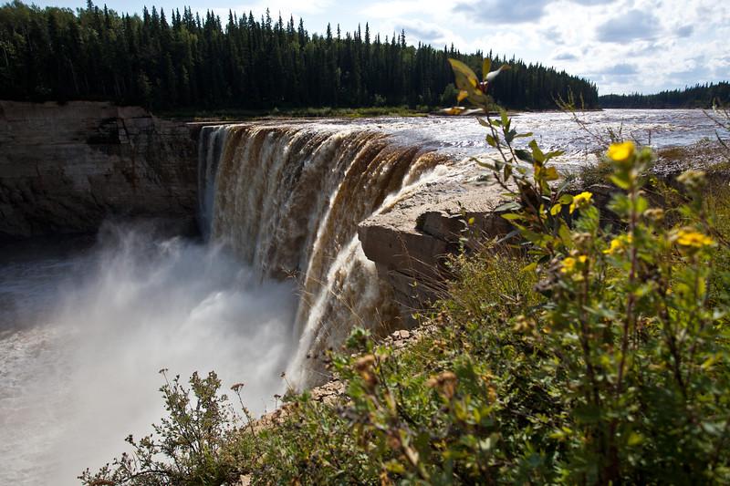 NT-2010-002: Alexandra Falls Territorial Park, South Slave Region, NT, Canada