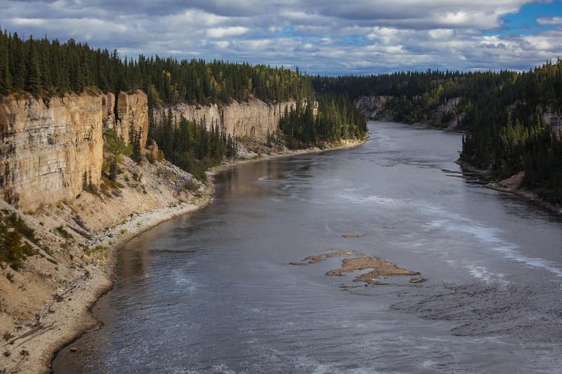 NT-2013-002: Alexandra Falls Territorial Park, South Slave Region, NT, Canada