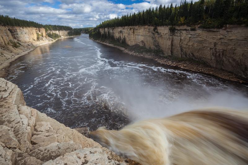 NT-2013-004: Alexandra Falls Territorial Park, South Slave Region, NT, Canada