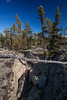 NT-2013-096: Prelude Lake, Ingraham Trail, NT, Canada