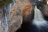 NT-2010-030: McNallie Creek Falls Territorial Park, South Slave Region, NT, Canada