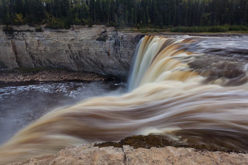 NT-2013-005: Alexandra Falls Territorial Park, South Slave Region, NT, Canada