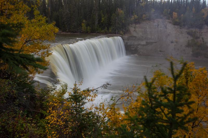 NT-2013-136: Lady Evelyn Falls, South Slave Region, NT, Canada