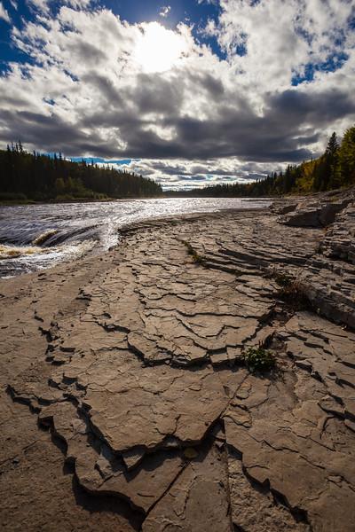 NT-2013-006: Alexandra Falls Territorial Park, South Slave Region, NT, Canada