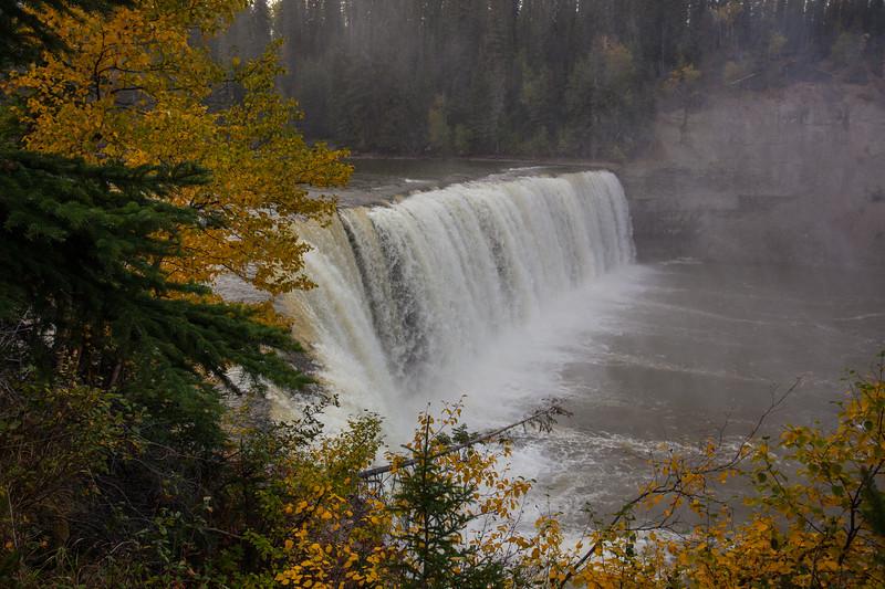 NT-2013-135: Lady Evelyn Falls, South Slave Region, NT, Canada