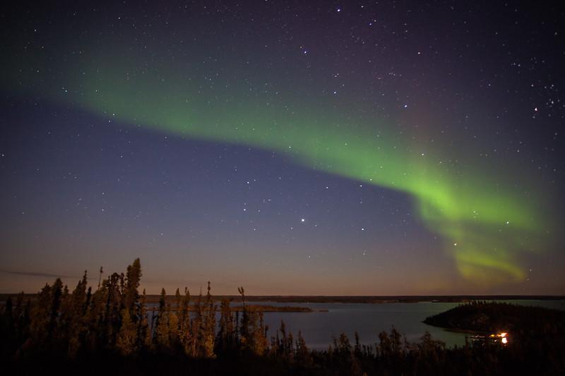 NT-2013-106: Prelude Lake, Ingraham Trail, NT, Canada